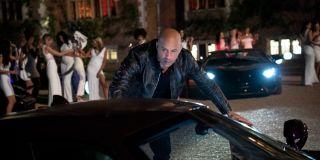 Vin Diesel as Dominic Toretto in F9