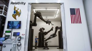 Rocket startup Relativity Space's Stargate is said to be the world's largest 3D printer.