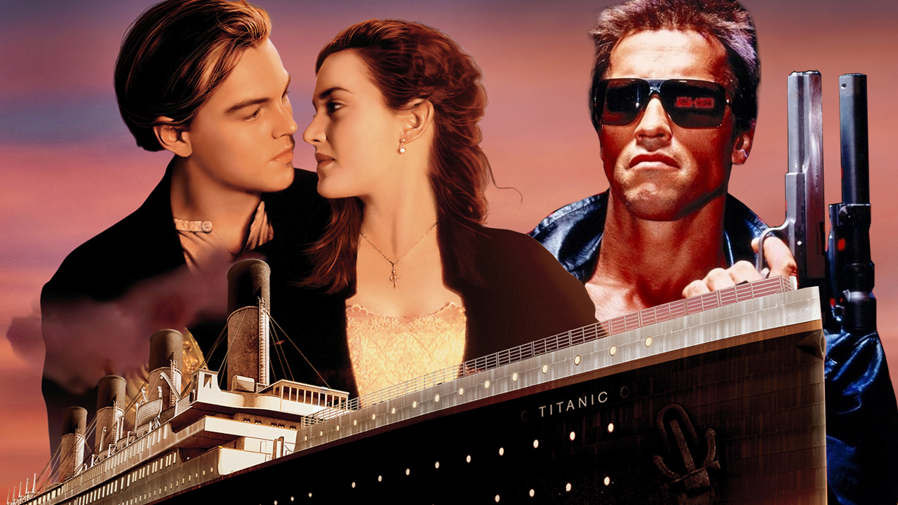 Hear Me Out But Titanic Is Secretly A Terminator Movie Gamesradar