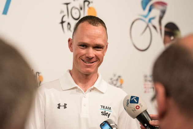 Thumbnail Credit (cyclingweekly.com): Froome says that the numbers and feeling say he's in good form, even if results have been hard to come by