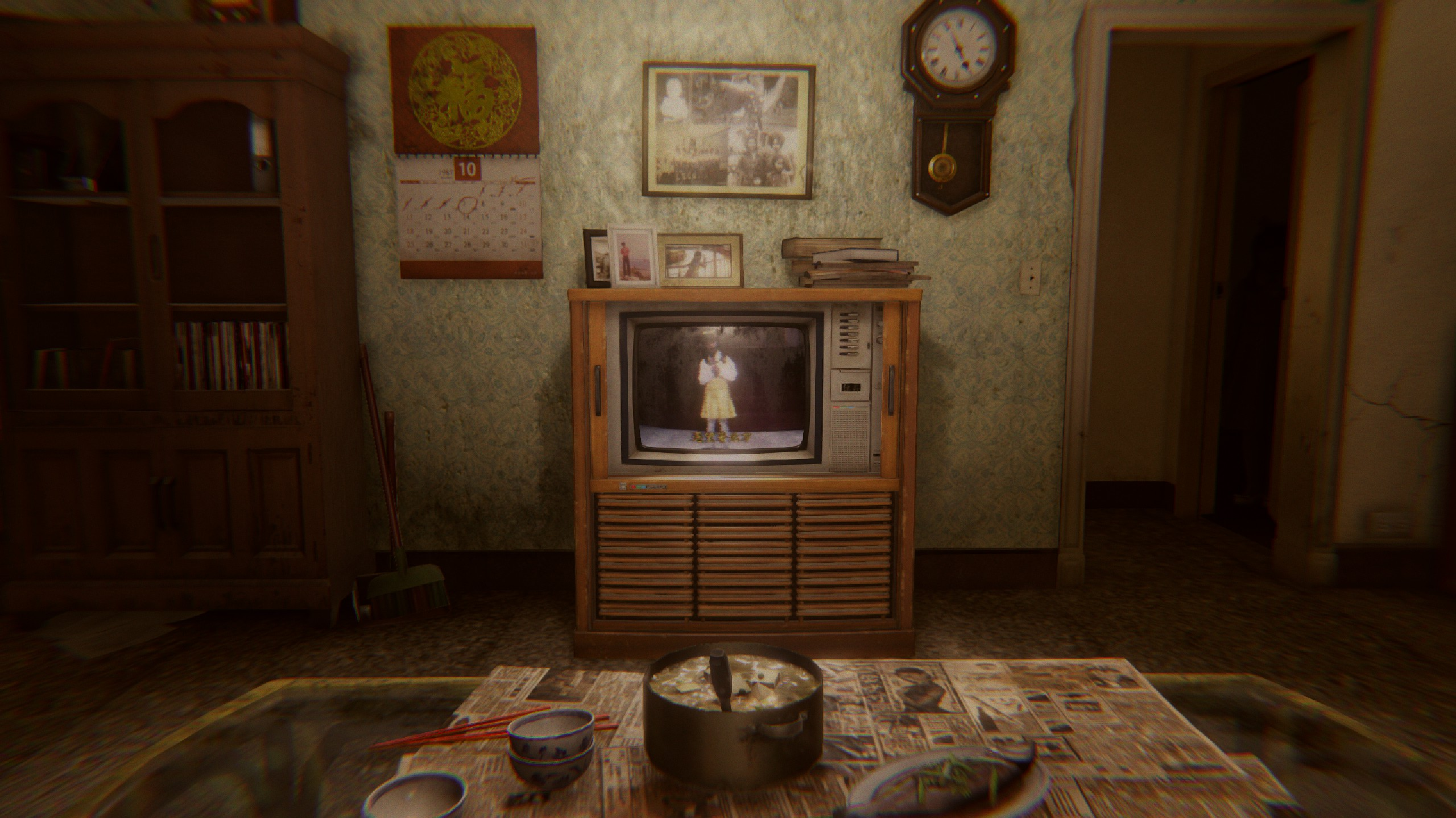 Devotion has ghosts, time travel, and more emotion than most horror games