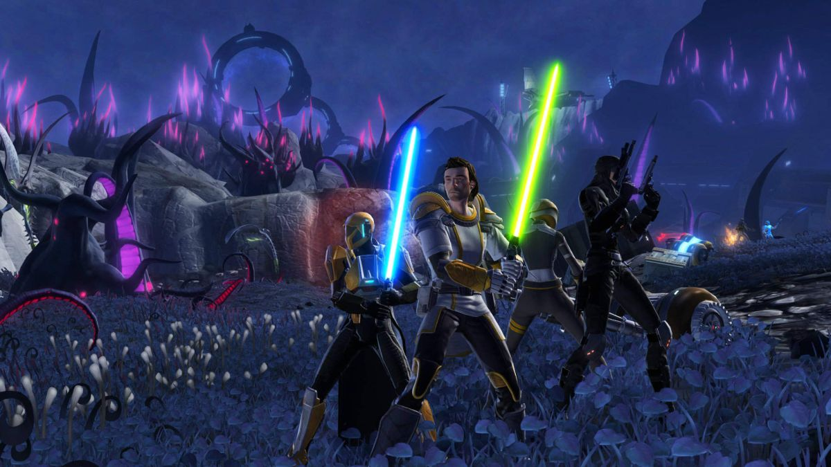 Archetype Entertainment is a chance for the creators of Baldur's Gate and Star Wars: The Old Republic to create something truly special