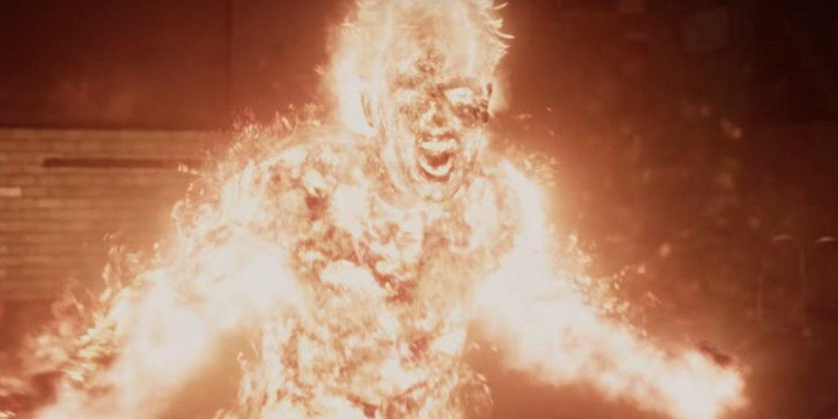 Henry Zaga as Sunspot in The New Mutants