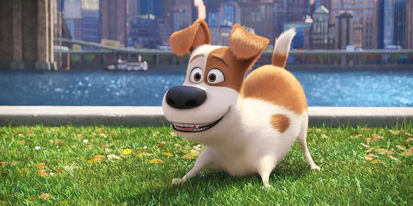 Why Patton Oswalt Was The Perfect Replacement For Louis C K According To Secret Life Of Pets 2 Director Cinemablend