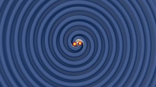 Information about the laws of physics is effectively baked into gravitational waves, the ripples in spacetime created when massive objects such as black holes spiral into one another.