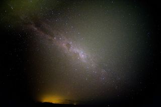 Wide Angle of Southern Cross by Redfern