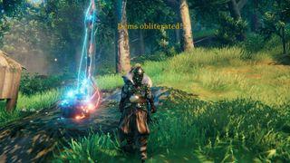 Valheim Thunder Stone Obliterator