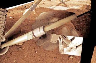 Salt on Mars May Turn Ice into Liquid Water (Video)