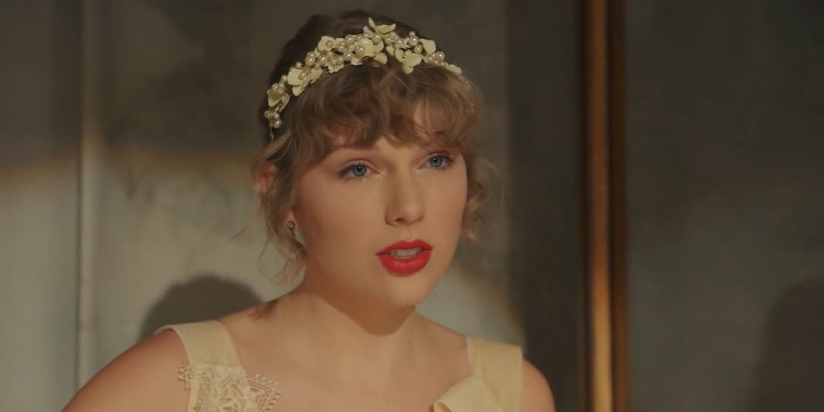 Taylor Swift Willow music video