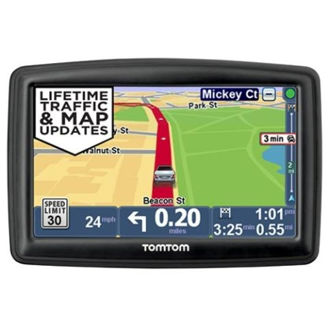 TomTom Start 55 TM Review - Pros, Cons and Verdict   Top Ten Reviews