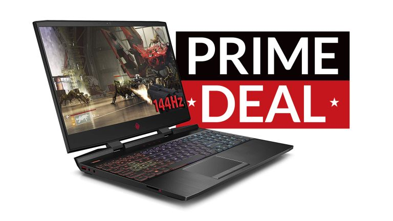 Amazon Prime Day laptop deals HP OMEN