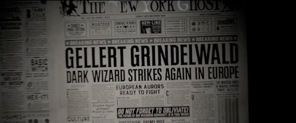 Grindelwald headline
