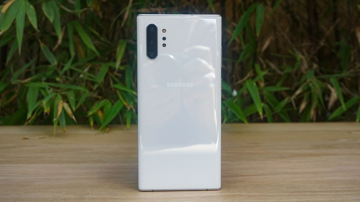 Hands on: Hands on: Samsung Galaxy Note 10 Plus review