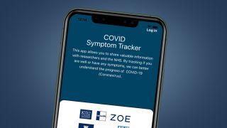 Covid Symptom Tracker