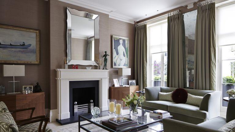 Living Room Mirror Ideas 13 Tips For, Living Room Mirror Decorating Ideas