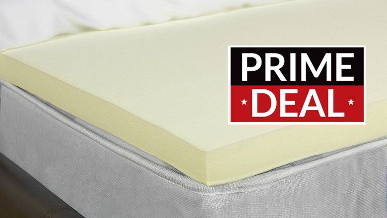 Amazon Prime Day Southern Foam mattress topper deal
