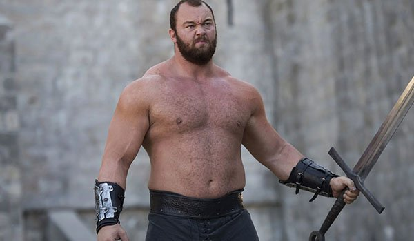 The Mountain, Game of Thrones