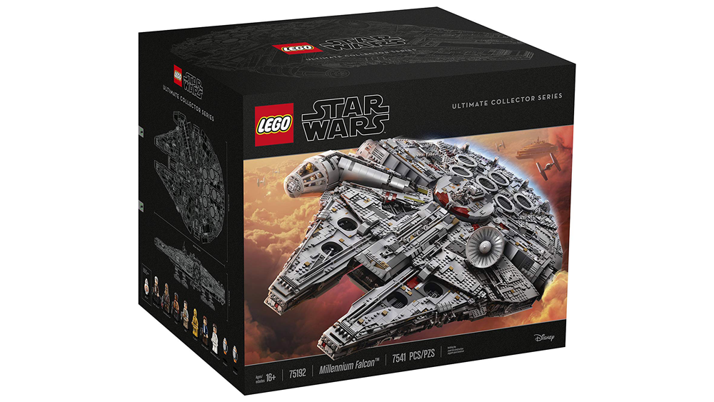 Lego Star Wars Millennium Falcon 20 pcs