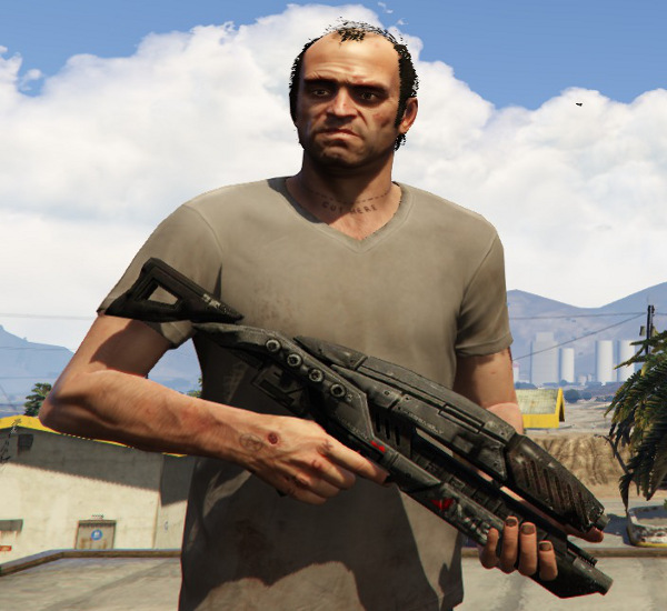 M-8 Avenger in Grand Theft Auto 5