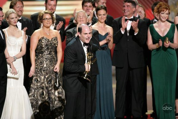 Mad Men And 30 Rock Among The List Of Emmy Winners #3379