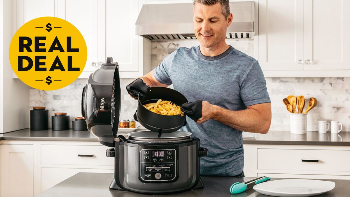 Instant Pot? Pah! The Ninja Foodi is a pressure cooker