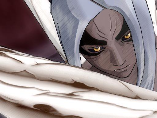 Namco Announces Naruto: Ultimate Ninja 3 #446