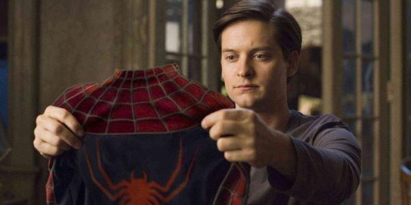 Tobey Maguire - Spider-Man (2002)