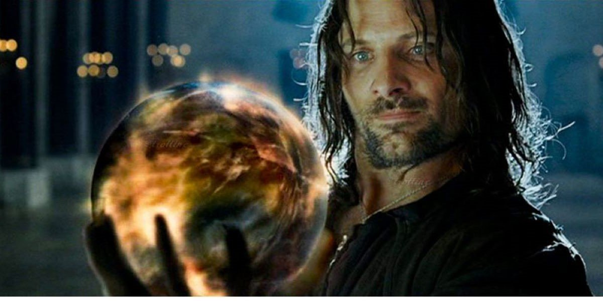 Viggo Mortensen in Lord of the Rings: The Return of the King
