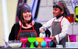More talented children show off their skills, from cooking to boxing