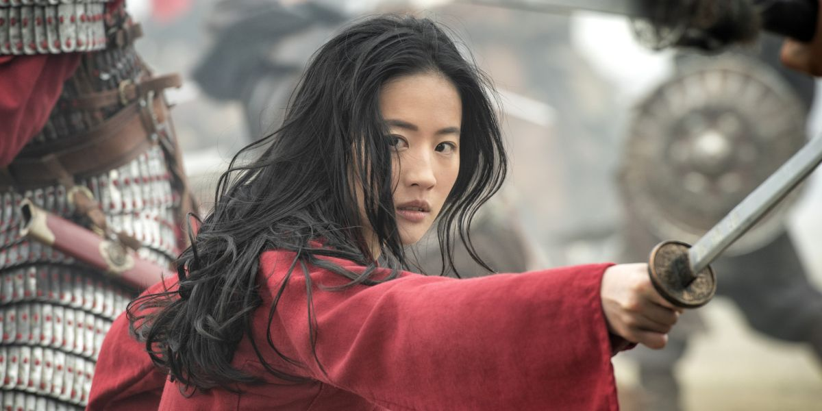Don't Expect Mulan's Hair To Be Cut In The Live-Action Remake