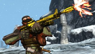 Borderlands Enhanced