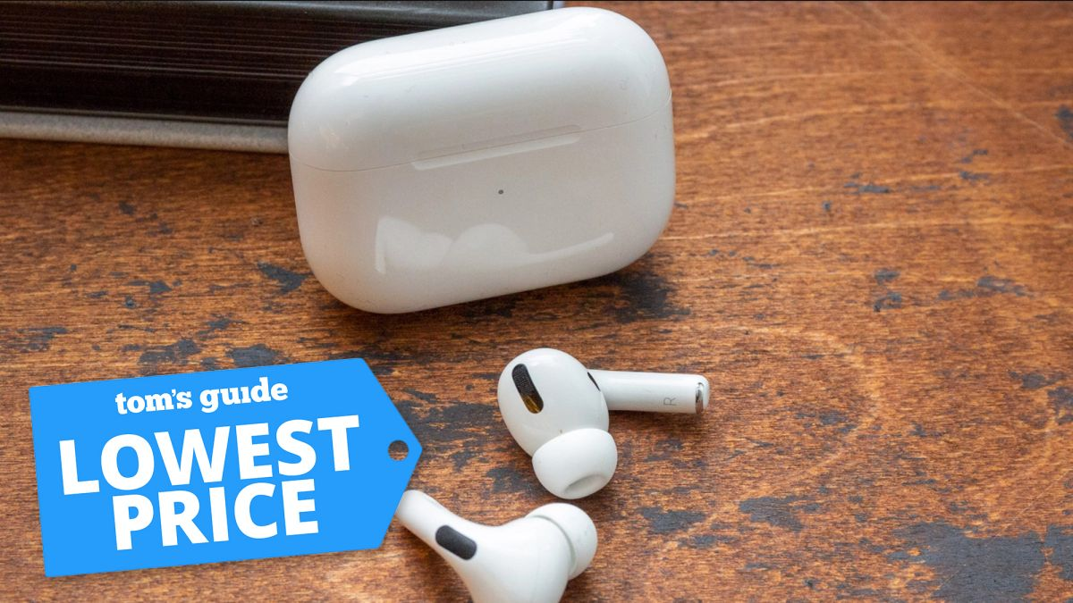 Holy crap! $169 AirPods Pro Black Friday deal drops today
