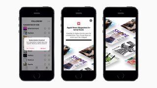 Apple News Magazines