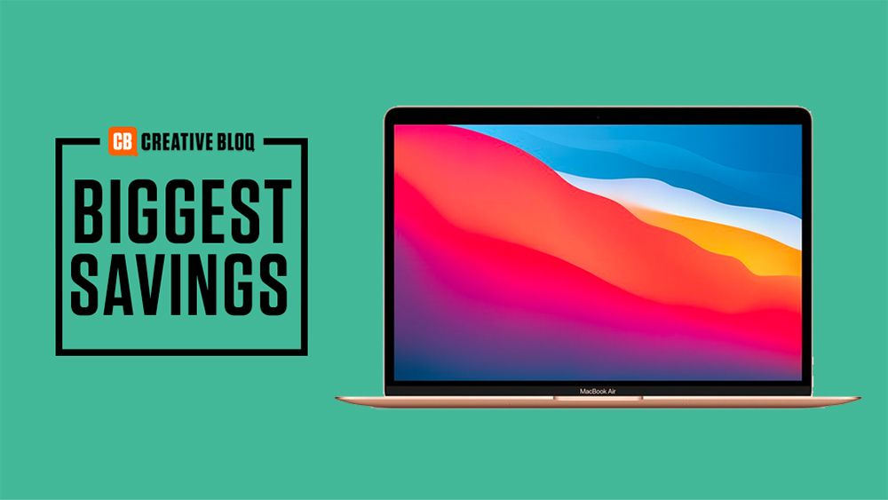 Save £100 on Apple's M1 MacBook Air in record deal: Now only £899!