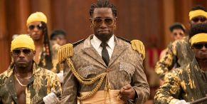 Coming 2 America's Wesley Snipes Reveals An Awkwardly Sweet Fanboy Moment He Had On Set