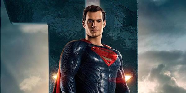 Superman Justice League poster
