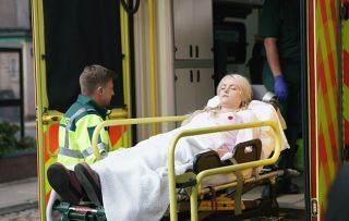 Coronation Stret spoilers: Sinead Tinker is rushed to hospital!