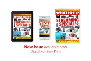 What Hi-Fi? January 2019 issue on sale now!