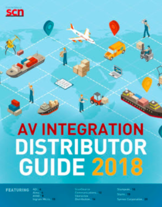 AV Integration Distributor Guide