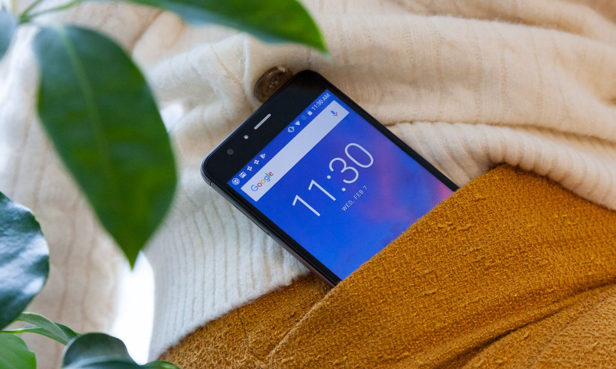 Nuu Mobile X5 Review: You Can Do Better for $200 | Tom's Guide
