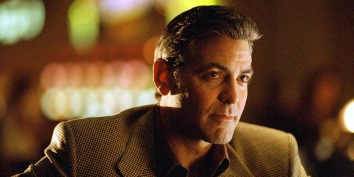 George Clooney in Ocean's Eleven