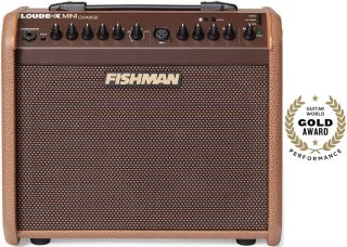 review fishman loudbox mini charge guitar amp guitarworld. Black Bedroom Furniture Sets. Home Design Ideas