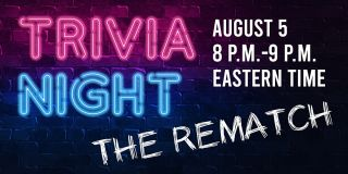 Trivia Night at 2020 AV/IT Summit