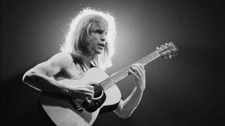Steve Howe in 1978
