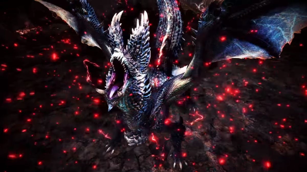 Monster Hunter World: Iceborne Alatreon update gets a release date and another monster teaser