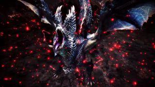 Monster Hunter World Iceborne Alatreon Update Gets A Release Date And Another Monster Teaser Gamesradar
