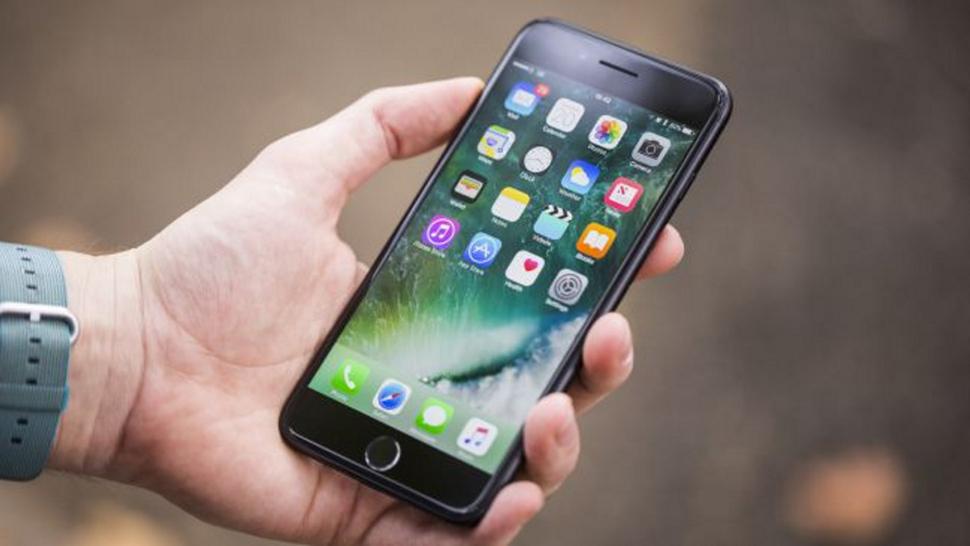 The iPhone 7 has a similar screen