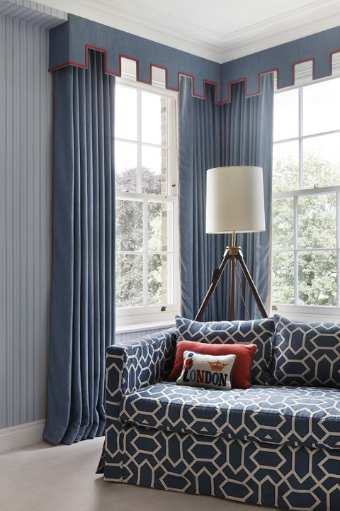 13 Curtain Ideas To Help You Pick The Best Drapes For Your Room Livingetc