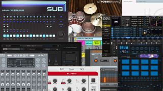 Top quality free drum synths, ROMplers and percussion plugins