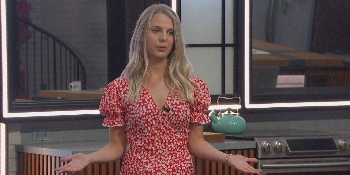 Nicole Franzel Big Brother All-Stars CBS
